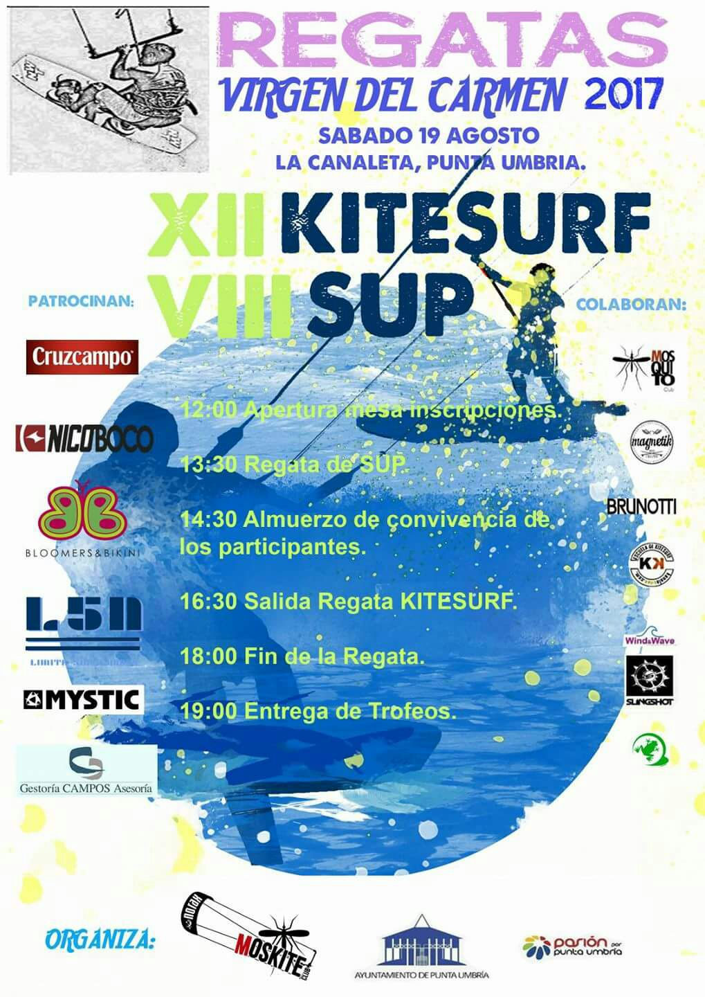 La XII Regata de Kite Surf